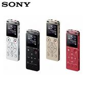 [Sony 索尼]SONY數位錄音筆4G ICD-UX560F B/S/P/N