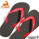 簡約人字拖 夏季男女士夾腳平底沙灘鞋防滑情侶款涼拖鞋潮