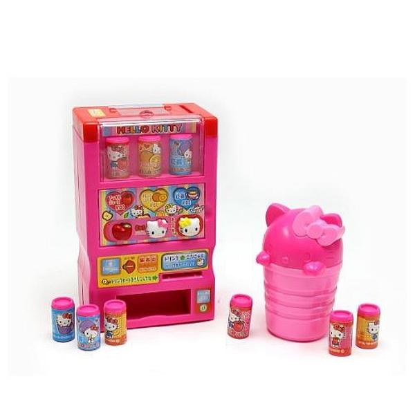 【震撼精品百貨】Hello Kitty 凱蒂貓~HELLO KITTY 自動販賣機玩具(共二色/隨機出貨)