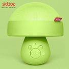 《Skitoz》Q1Max 魔菇藍牙喇叭-綠