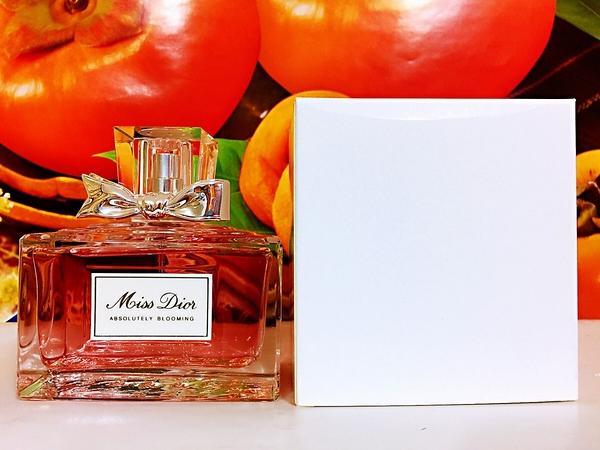 Dior 迪奧 花漾迪奧精萃香氛100ML ABSOLUTELY BLOOMING EDP 專櫃正貨白盒裝