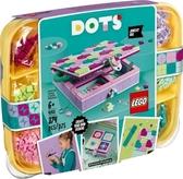 【LEGO樂高】DOTS 豆豆珠寶盒  #41915
