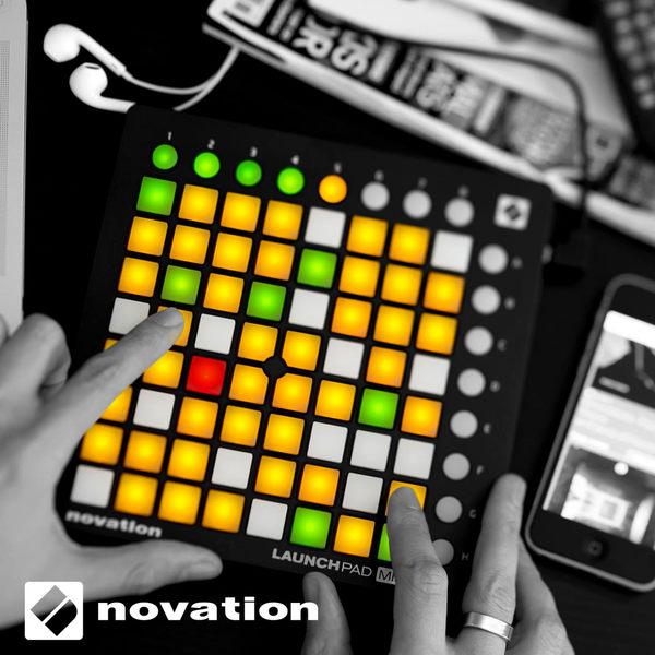 小叮噹的店 - Novation Launchpad mini MK2 控制器 midi pad