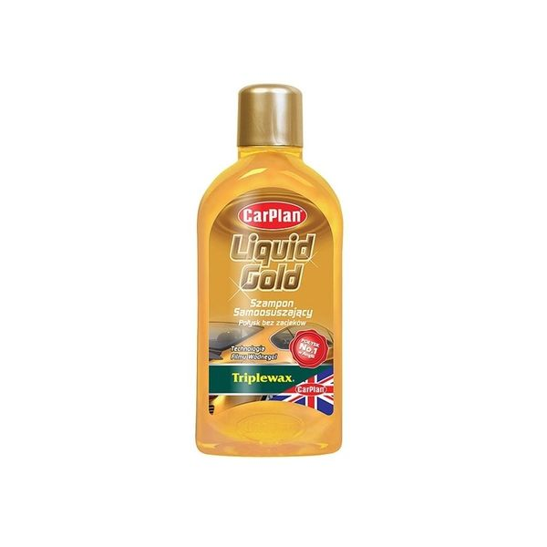 Tirplewax Liquid Gold 液態黃金洗車精