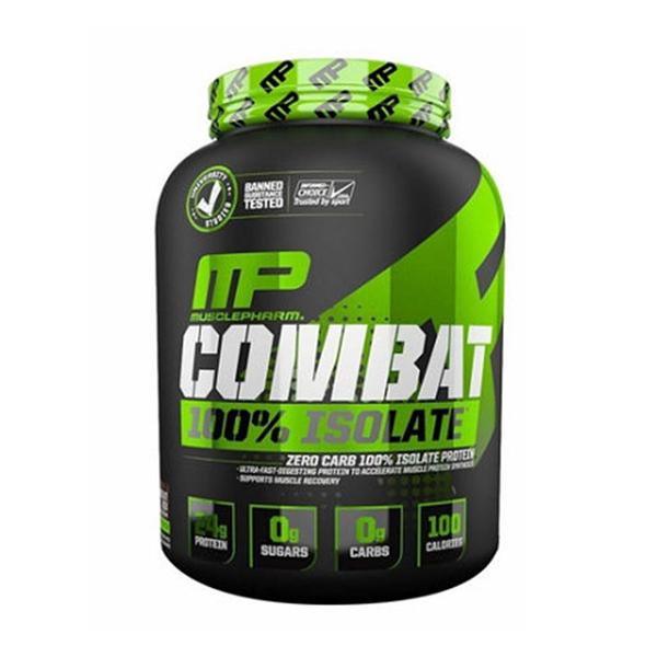 [COSCO代購] Muscle Pharm Combat 分離乳清蛋白粉 - 巧克力奶昔 2.269 公斤 _W114134