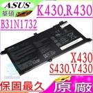 ASUS B31N1732 電池(原廠)-華碩 S430 電池,S430UA,S430UN,F571 電池,F571GD,X430 電池,V430 電池