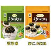 韓國SAJO 思潮海苔酥50g-蔬菜/蝦仁鯷魚2入 口味任搭 做飯團 拌飯 泡湯都適合 營養又美味!