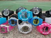 兒童手錶 兒童手表女學生高考考試專用手表時尚防震防撞兒童手表指針式