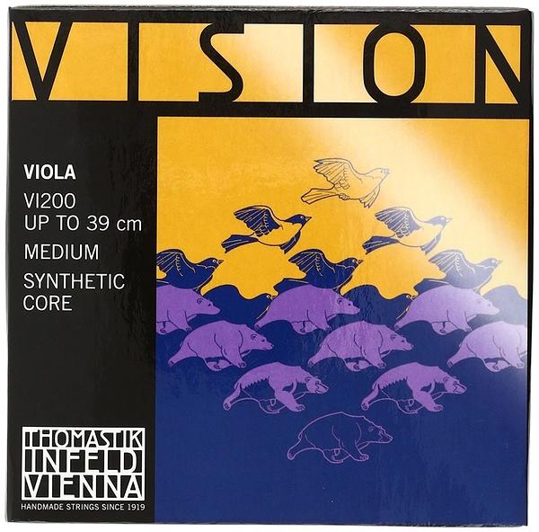 小叮噹的店- 中提琴弦 (整套) 奧地利 Thomastik Vision VI200