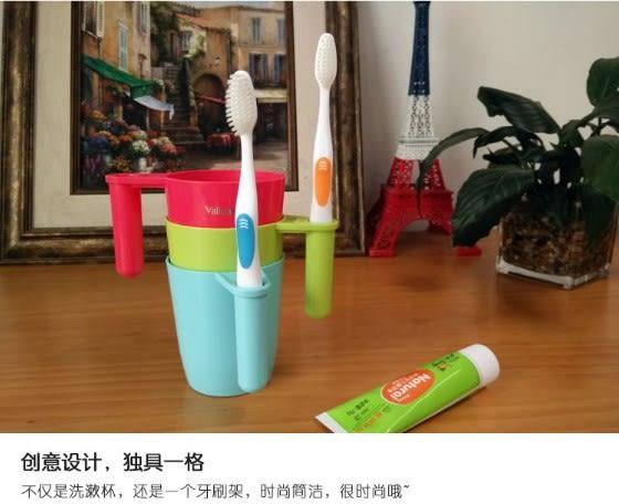 [協貿國際]  洗漱杯糖果色漱口杯洗漱牙刷杯 (5個價)