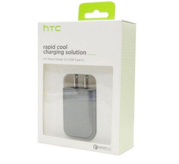 【免運費】【原廠盒裝】HTC TC P5000快充 3.0 旅充組(旅充頭+Type C 傳輸線)