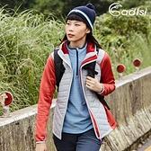 ADISI 女 Primaloft 撥水保暖拼接彈性連帽外套 AJ1821062 (S-2XL) / 城市綠洲