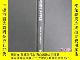 二手書博民逛書店Inside罕見Apple: How America s Mos