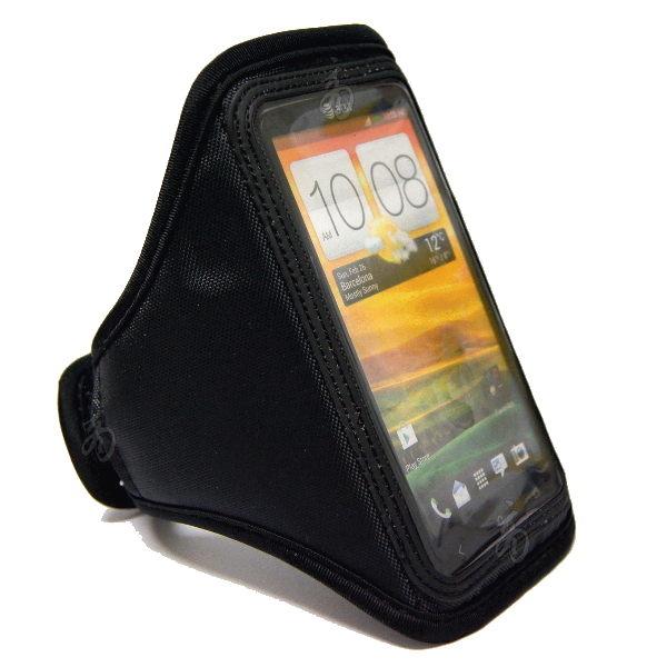 HTC ONE X X+ 手機專用運動臂套 HTC ONE X 運動臂帶 運動臂袋 保護套 手臂套HTC ONE X ONE V ONE S皆可使用