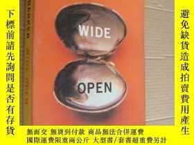 二手書博民逛書店WIDE罕見OPEN 英文原版 32開Y85718 NICOLA