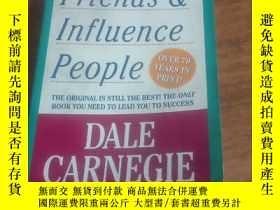 二手書博民逛書店how罕見to win friends&influence pe