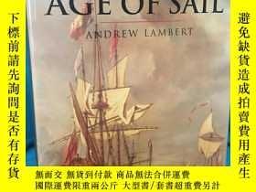 二手書博民逛書店War罕見at Sea in the Age of Sail【風