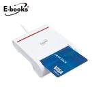 【南紡購物中心】E-books T40 晶片ATM讀卡機