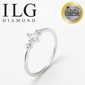 (零碼)【美國ILG鑽飾】Sea otter -頂級美國ILG鑽飾,媲美真鑽亮度的鑽飾 RiS02
