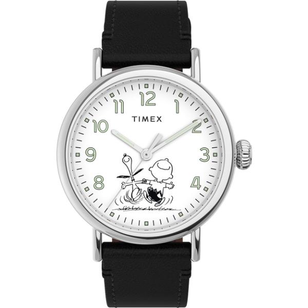 【分期0利率】TIMEX 天美時 SNOOPY 限量聯名款 原廠公司貨 TXTW2U71100