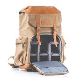 德國tarion攝影包相機背包雙肩國家地理單反牛皮帆布佳能專業便攜   LannaS