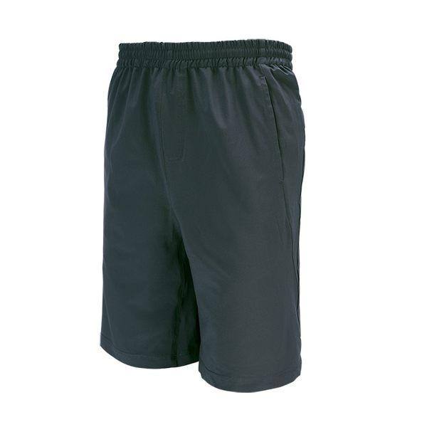 PolarStar 中性 抗UV排汗彈性短褲『暗灰』P17323 男女西裝褲│休閒褲│吸濕排汗│直筒褲│大尺碼3L