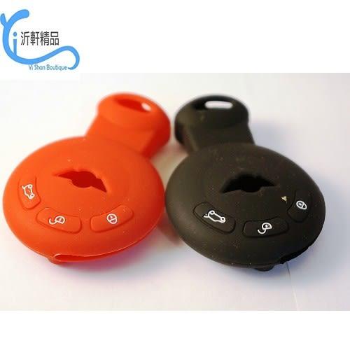 MINI cooper 鑰匙果凍套 黑 紅( R50 R53 R55 R56 R57 R58 ) 沂軒精品 A0052