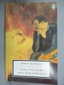 【書寶二手書T8/原文書_NMA】Twenty Love Poems and Songs_Pablo Neruda