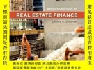 二手書博民逛書店An罕見Introduction To Real Estate Finance-房地產金融概論Y436638