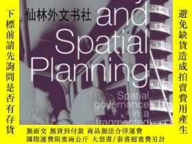 二手書博民逛書店【罕見】Territory, Identity And Spatial PlanningY27248 Mark