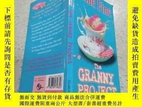 二手書博民逛書店the罕見cranny project裂縫工程Y212829