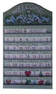 日曆牌 家居裝飾壁掛 禮品