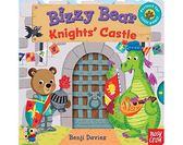 Bizzy Bear:Knights' Castle 城堡騎士熊熊新奇操作書(美國版)