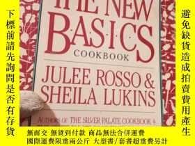 二手書博民逛書店The罕見New Basics CookbookY15389 S