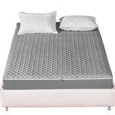 床包套 床笠加厚夾棉床罩單件床墊套罩席保護套全包防塵罩可拆卸拉鍊 玩趣3C