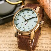 NIXON THE PATRIOT 經典仿舊簡約設計腕錶 A938-2223 熱賣中!