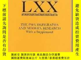 二手書博民逛書店The罕見Pseudepigrapha And Modern ResearchY255562 James H.