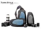 【聖影數位】ThinkTank TurnStyle 5 單肩斜背包 彩宣公司貨 TS454藍 / TS455灰