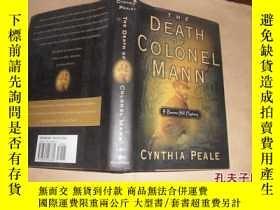 二手書博民逛書店The罕見Death of Colonel Mann(精裝英文原