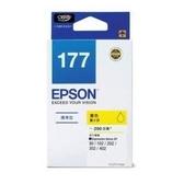 EPSON T177450 NO.177 標準型黃色墨水匣