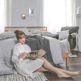 床包被套組 / 單人【爵色風華】含一件枕套  60支天絲  戀家小舖台灣製AAU112