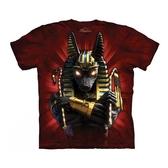 【摩達客】(預購)美國進口The Mountain 胡狼戰士 純棉環保短袖T恤(10415045101)