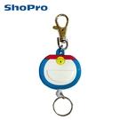 【日本正版】哆啦A夢 伸縮鑰匙圈 吊飾 鑰匙圈 造型鑰匙圈 百寶袋 小叮噹 DORAEMON - 030341