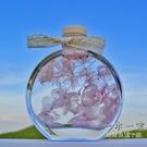 浮游花 永生花滿天星干花植物標本擺件七夕情人節閨蜜畢業生日禮物交換禮物