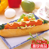 【富統食品】大熱狗 2條/包
