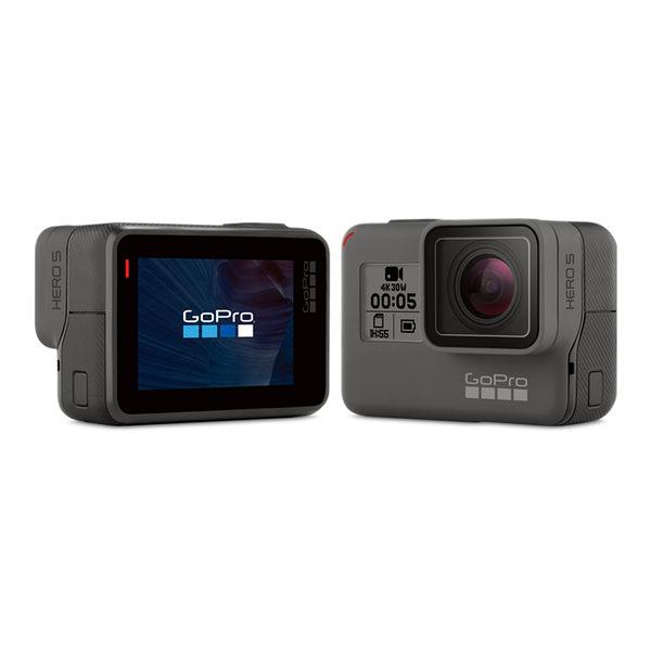 ◎相機專家◎ GoPro HERO5 Black 主機 + Sandisk 64G 高速卡 優惠 套組 公司貨