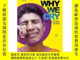 二手書博民逛書店Why罕見We Cry: The Science of Tear
