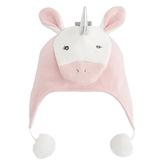 【美國Elegant Baby】針織嬰兒帽 - 獨角獸 #10546