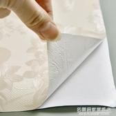 加厚防水防潮pvc牆紙自黏臥室溫馨3d立體牆貼宿舍10米壁紙自貼紙 NMS名購居家