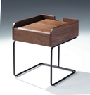 【南洋風休閒傢俱】時尚茶几系列-胡桃小方几 黑色小方几 咖啡桌 沙發桌 邊桌 CX692-5 CX692-6